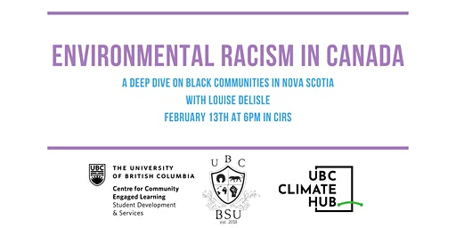 Environmental Racism in Canada