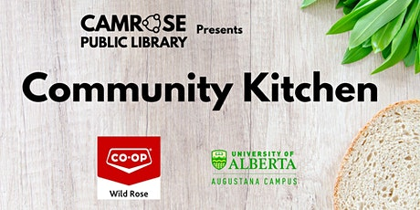 Camrose Public Library - Community Kitchen tickets