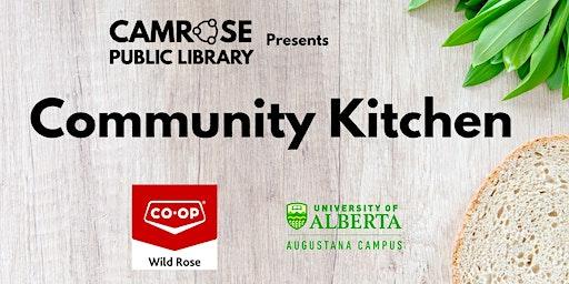 Camrose Public Library - Community Kitchen