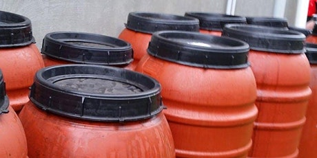 Morgantown Rain Barrel Workshop 4 tickets