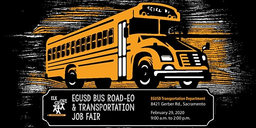 School Bus Road-eo & Transportation Job Fair