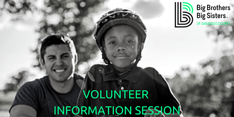Big Brothers Big Sisters Mid-City Volunteer Info Session tickets