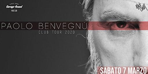 Paolo Benvegnù _ Club Tour 2020