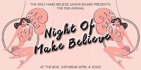 Night Of Make Believe 2020 tickets