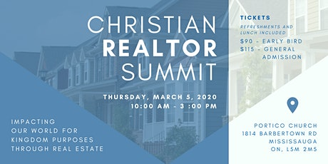Christian Realtor Summit tickets