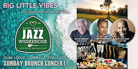 Sandy Shore's Jazz Weekender:  SUNNY SIDE UPRIGHT JAZZ BRUNCH tickets