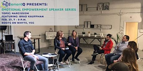 Emotional Empowerment Speaker Series Feb. 27 tickets