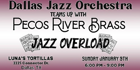 DJO and PRB - Jazz OverLoad! tickets