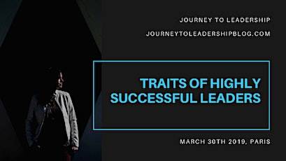 The Traits Of Highly Successful Leaders tickets