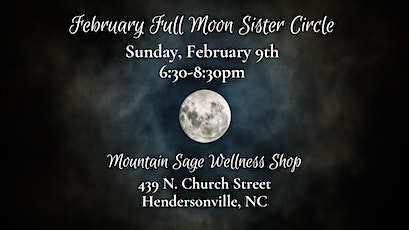 February Full Moon Sister Circle tickets