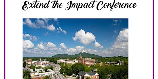 Extend The Impact Evangelism Confernce
