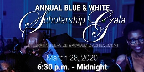 Hampton Alumni Atlanta Annual Blue & White Scholarship Gala tickets