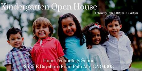 Kindergarten Open House  tickets