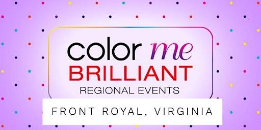 Color Me Brilliant - Front Royal, VA / Northern Shenandoah Valley