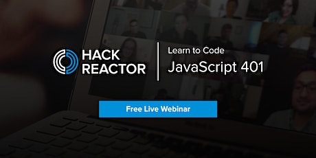 [WEBINAR] JavaScript 401 tickets