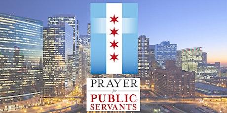 Prayer for Public Servants tickets