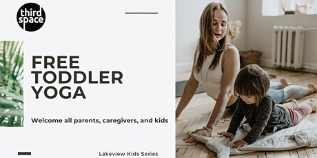 Free Toddler Yoga Class tickets