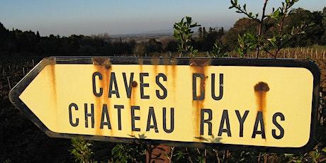 Pressoir.wine Dinner – Legendary Wines of The Reynaud Family tickets