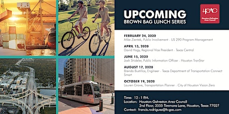 Brown Bag Lunch Series tickets