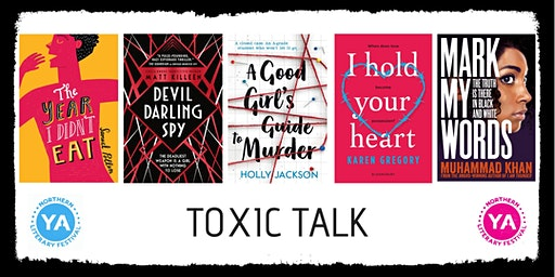 NYALitFest Panel - Toxic Talk