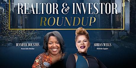 ATLANTA AIRBNB REALTOR & INVESTOR ROUNDUP - CASHFLOW YOUR PROPERTY NOW!!! tickets