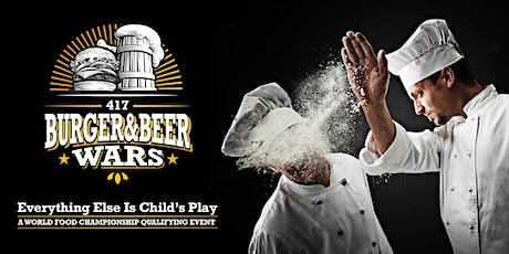 417 Burger & Beer Wars 2020 tickets