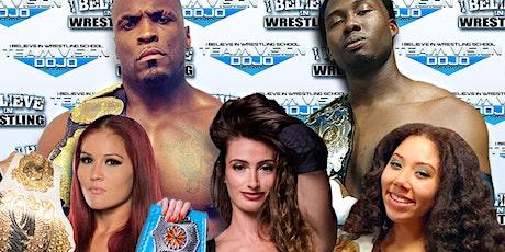FREE I Believe in Wrestling - Live Family-Friendly Pro Wrestling tickets