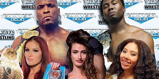 FREE I Believe in Wrestling - Live Family-Friendly Pro Wrestling