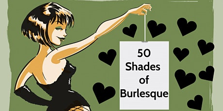 50 Shades of Burlesque, a Kink Show Parody tickets