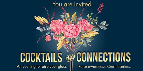 Cocktails & Connections 2020 tickets