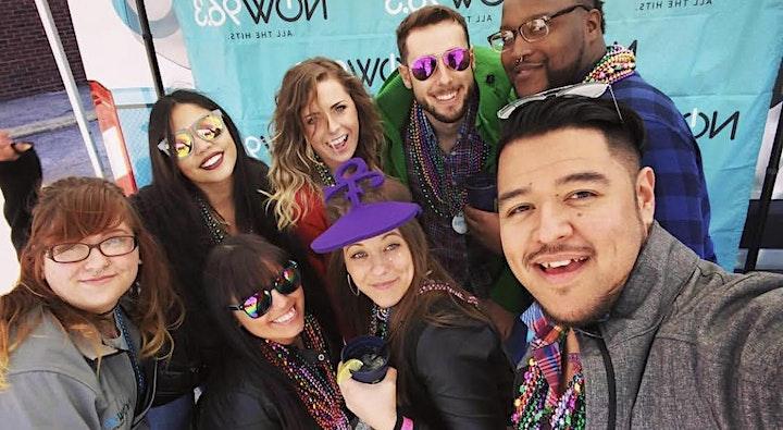 The Official Jim Beam Mardi Gras 2020  -  Bar 101 Soulard image