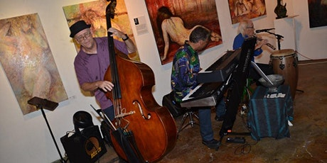 Live Jazz & Art at The IN Gallery tickets
