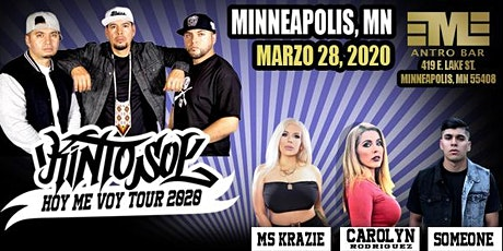 Kinto Sol  - Ms. Krazie - Someone & Carolyn Rodriguez Live! tickets