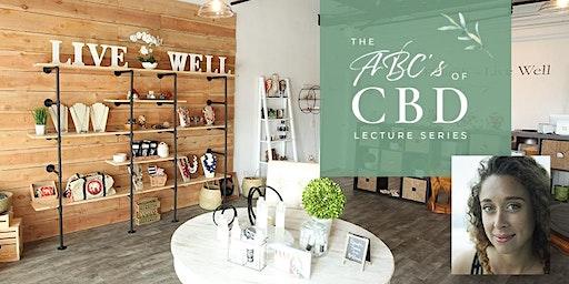The ABC's of CBD with Soji Health & Industry Expert Jenne Elise Galuzi