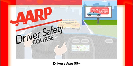Driver Safety Course Ages 55+ tickets
