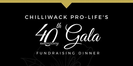40th Anniversary Fundraising Gala tickets