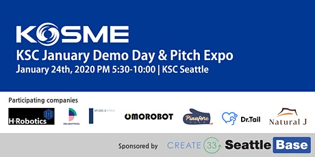 KSC January Demo Day & Pitch Expo tickets