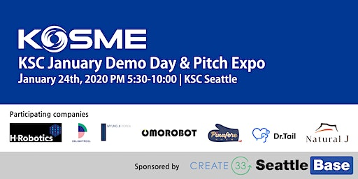 KSC January Demo Day & Pitch Expo