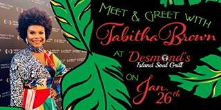 Meet and Greet with Tabitha Brown!