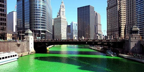 St. Patricks Day Green River Booze Cruise tickets