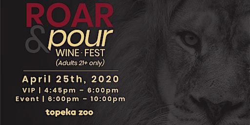 Roar & Pour Wine Fest 2020