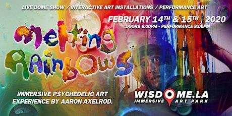 Melting Rainbows - Immersive Performance Art in 360 tickets