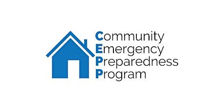 Fundamentals of Disaster Preparedness tickets