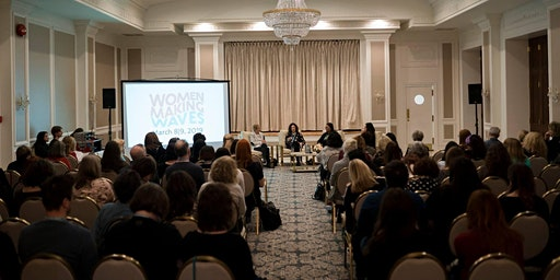 Women Making Waves 2020: WIFT-AT Member Rate