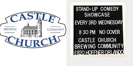 Castle Church Monthly Comedy Showcase billets