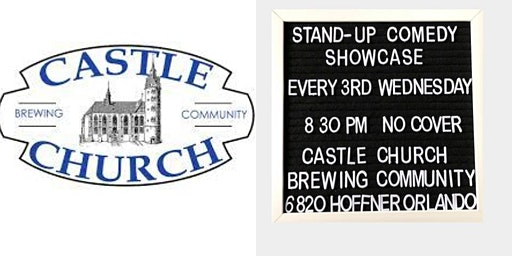 Castle Church Monthly Comedy Showcase