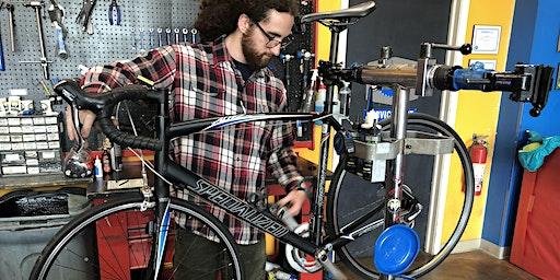 Intermediate DIY Bike Maintenance