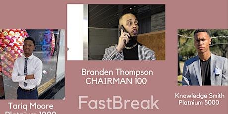 Fast Break Tour : Branden Thompson tickets