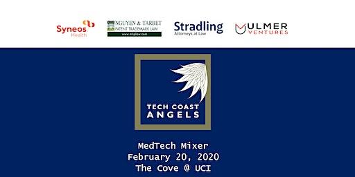 Tech Coast Angels MedTech Mixer