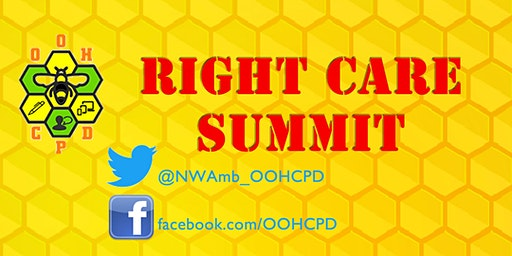 NWAS Right Care Summit